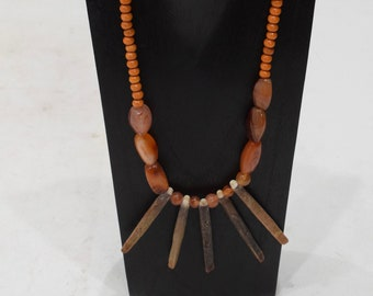 Necklace Sea Urchin Stick Necklace