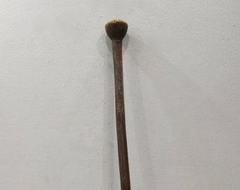 African Pestle Wood Spice grinder Tanzania Wood Pestle