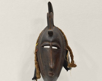 Mask African Bambara Mask Mali