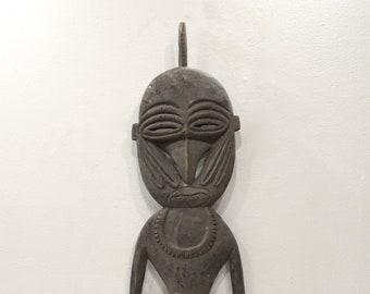 Papua New Guinea Mask Ancestor Guardian Mask