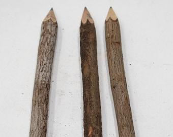 Pencils Thailand Tree Branch Graphite Pencils