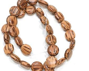 Beads Philippine Palmwood Round Beads