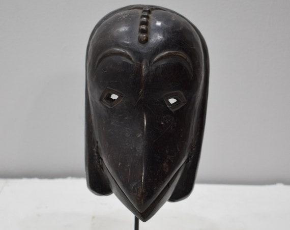 African Mask Bamana Tribe Mali