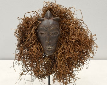 Mask African Chokwe Female Mask