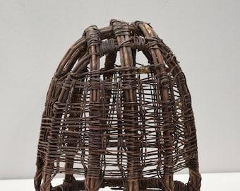 African Basket Ethiopian Burden Reed Basket Borana Tribe