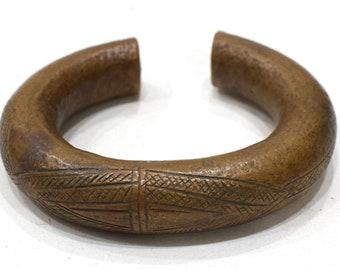 Bracelet Currency Cast Copper Cuff Men's Bracelet West Africa