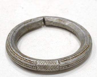 Bracelet Nickel Bracelet Dinka Tribe Sudan