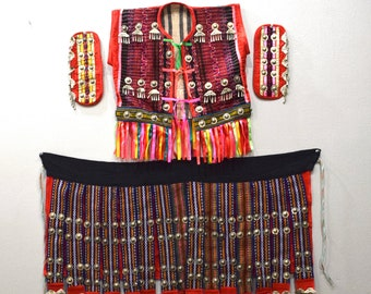 Southeast Asian Minority Tribal Costume