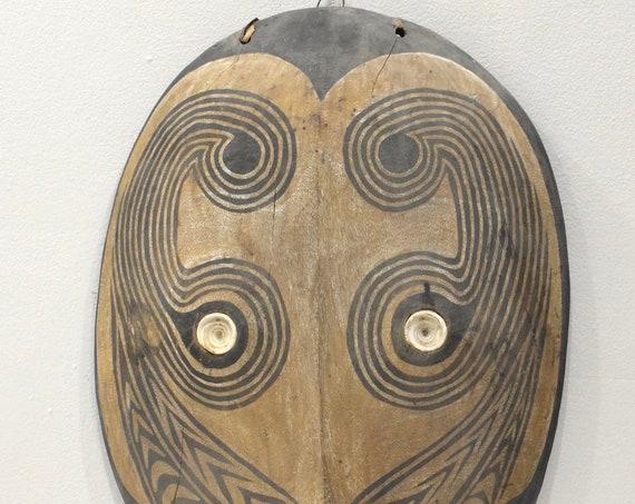 Mask Papua New Guinea Iatmul Savi Mask