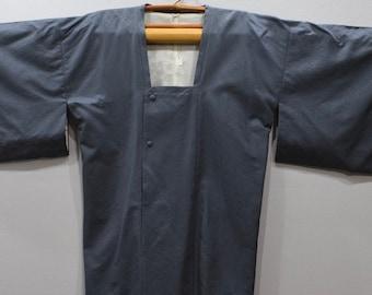Kimono Japanese Gray Kimono
