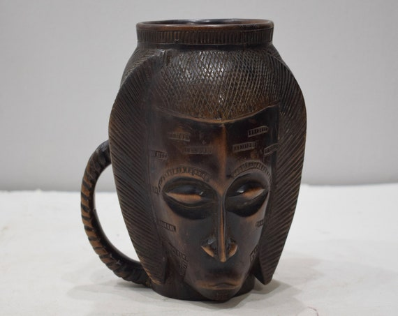 African Cup Kuba Palm Wine Cup
