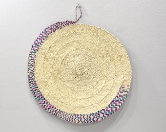 Basket African Ethiopian Eritrea Sefed Large Tray