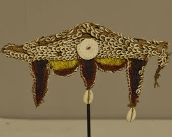 Papua New Guinea Nassa Shell Currency Headdress