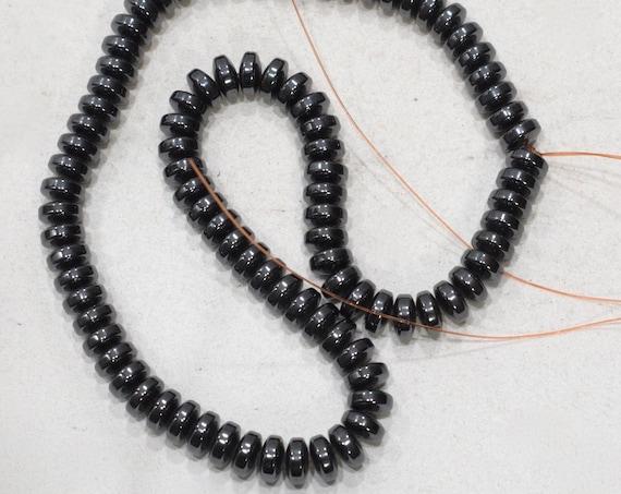 Beads Assorted Hematite Beads 8-14mm