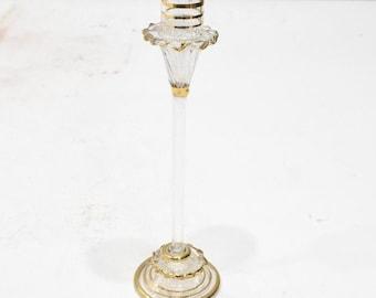 Egyptian Hand Blown Glass Perfume Bottle