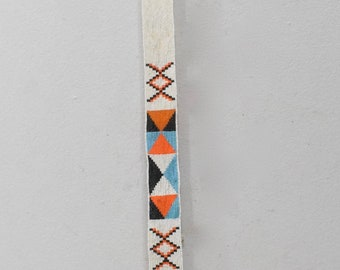 African Zulu Old Beaded Belt Married Woman Status South African Beaded Belt