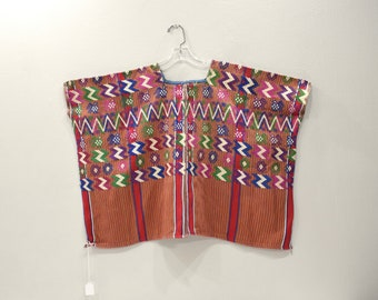 Guatemalan Huipil Traditional Women's Tunic Guatemala
