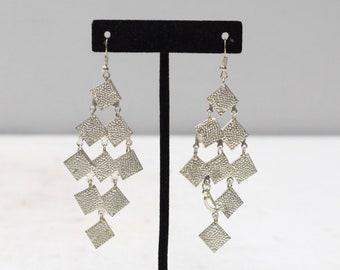 Earrings Shimmering Geometric Dangle Earring