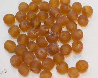 Beads African Recycled Glass Beads 12-15mm