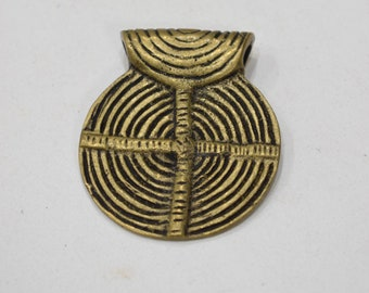 Beads India Naga Brass Pendants 45mm - 55mm