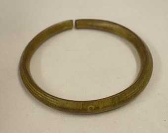 Bracelet Currency Mali Cast Bronze Bangle Men Handmade Cast Wealth Commodity Money Bracelet