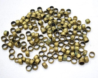 Beads Brass Middle East Kuchi Beads 7-8mm