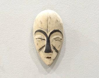 African Mask Fang Tribe Passport Mask Gabon Africa