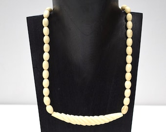 Necklace Bone Choker 18""
