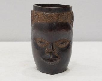 African Kuba Tribe Palm Wine Cup