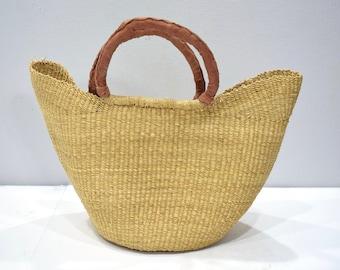 Basket Purse African Bolga Basket Purse