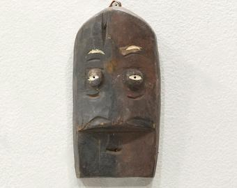 African Mbole Passport Mask Lengola Congo