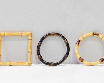 Bracelet Assorted Indonesian Bamboo Bangles