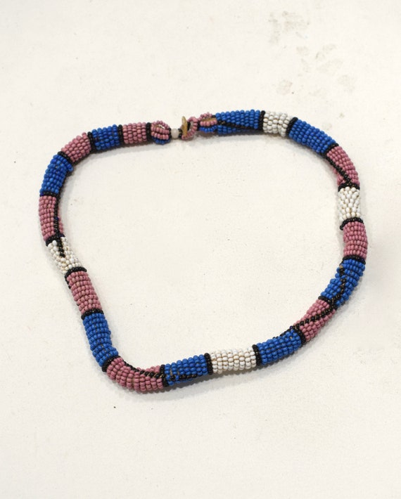 African Fengu Beaded Necklace South Africa
