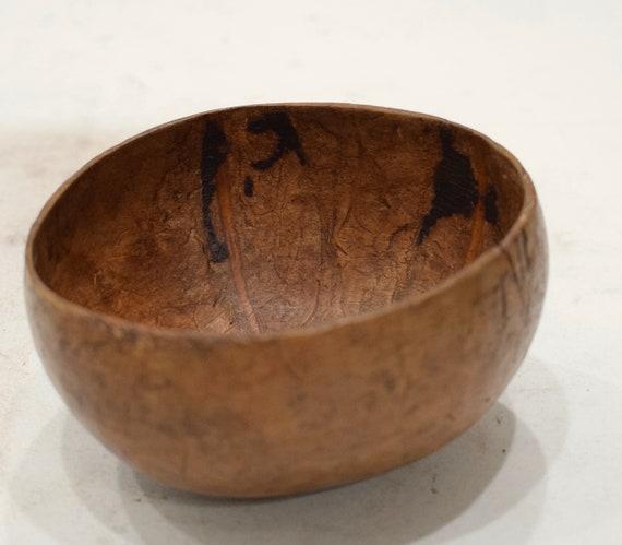 Philippines Bowl Ifugao Round Coconut Rice Bowl