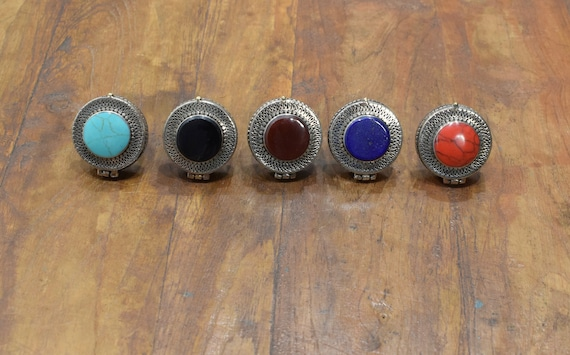Rings Assorted Afghanistan Poison Rings 32mm
