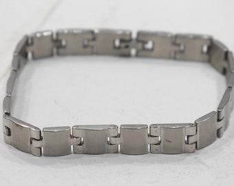 Bracelets Stainless Steel Clasp Linked Bracelets