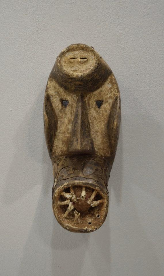 African Guere Dan Mask Zaire