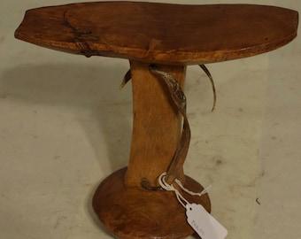 African Headrest Turkana Tribe Wood African Pillow