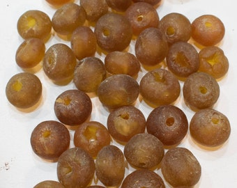 Beads African Recycled Glass Beads 22-24mm
