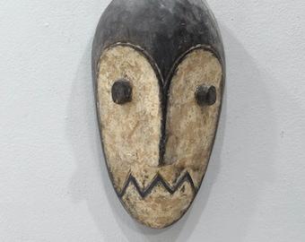 African Mask Fang Mask Gabon Africa