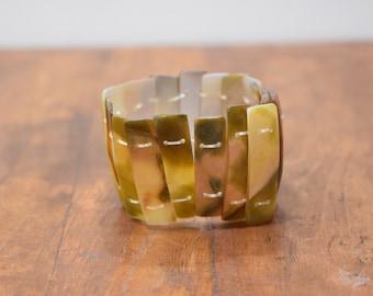 Bracelet Natural Pen Shell Stretch Bracelet