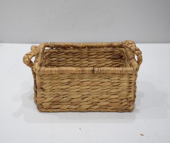 Basket Indonesian Rectangular Banana Leaf Basket