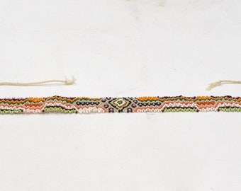 African Zulu Beaded Necklace South Africa
