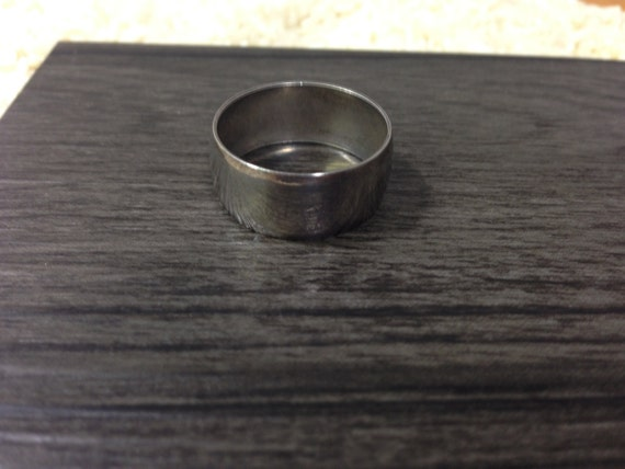 Ring Sterling Silver Band Ring Handmade Handcrafted Gift for Her Gift for Him Gift for a Girl Fun Birthday Gift Ring
