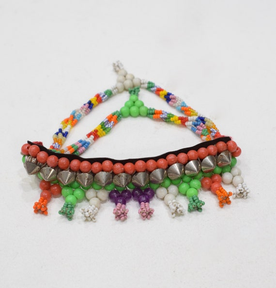 African Zulu Beaded Bracelet South Africa