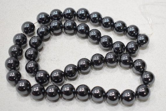 Beads Hematite Round Beads 10mm