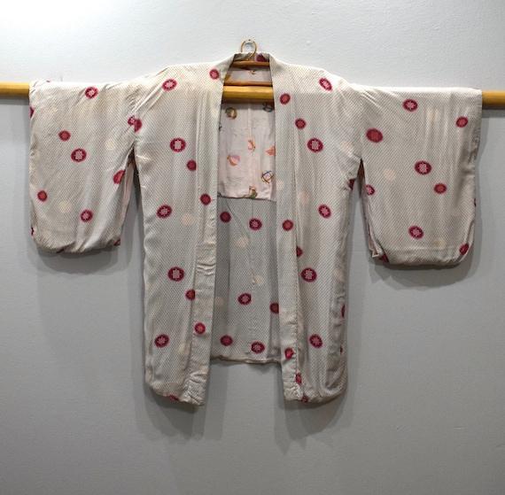 Kimono Japanese Pink Red Kimono