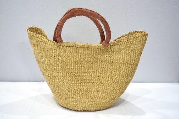 Baskets 2 African Bolga Baskets
