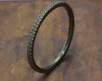 Bracelet Currency Mali Cast Bronze Armlet Money Bracelet