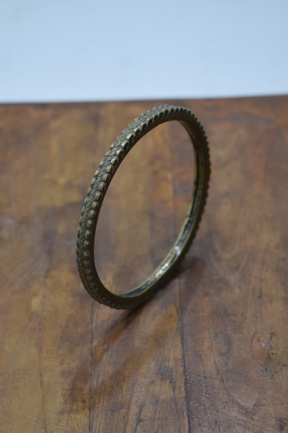 Bracelet Currency Mali Cast Bronze Armlet Money Bracelet
